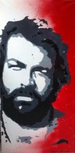 Bud Spencer - Gianmario Sannicola, Arte contemporanea Modena