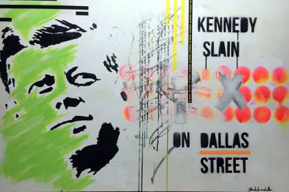 Gianmario Sannicola - Kennedy slain on dallas street